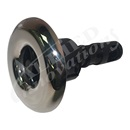 "JET INTERNAL: 2-1/2"" POLY STORM THREAD-IN GUNITE DIRECTIONAL 5-SCALLOP"