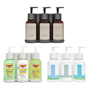 8oz EcoEclipse Shower Dispenser Kits