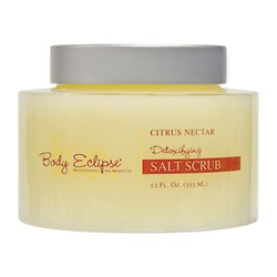 Body Eclipse Spa® Gelled Salt Scrub, Retail