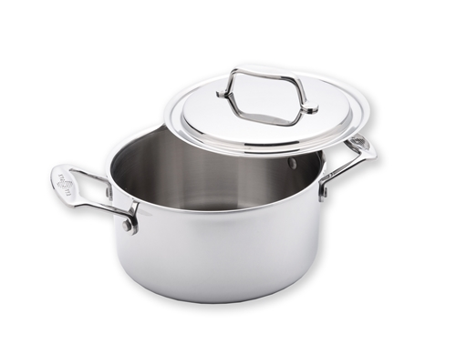 3 qt stock pot