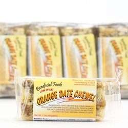 Chewels, Orange Date - 2oz (Box of 12)