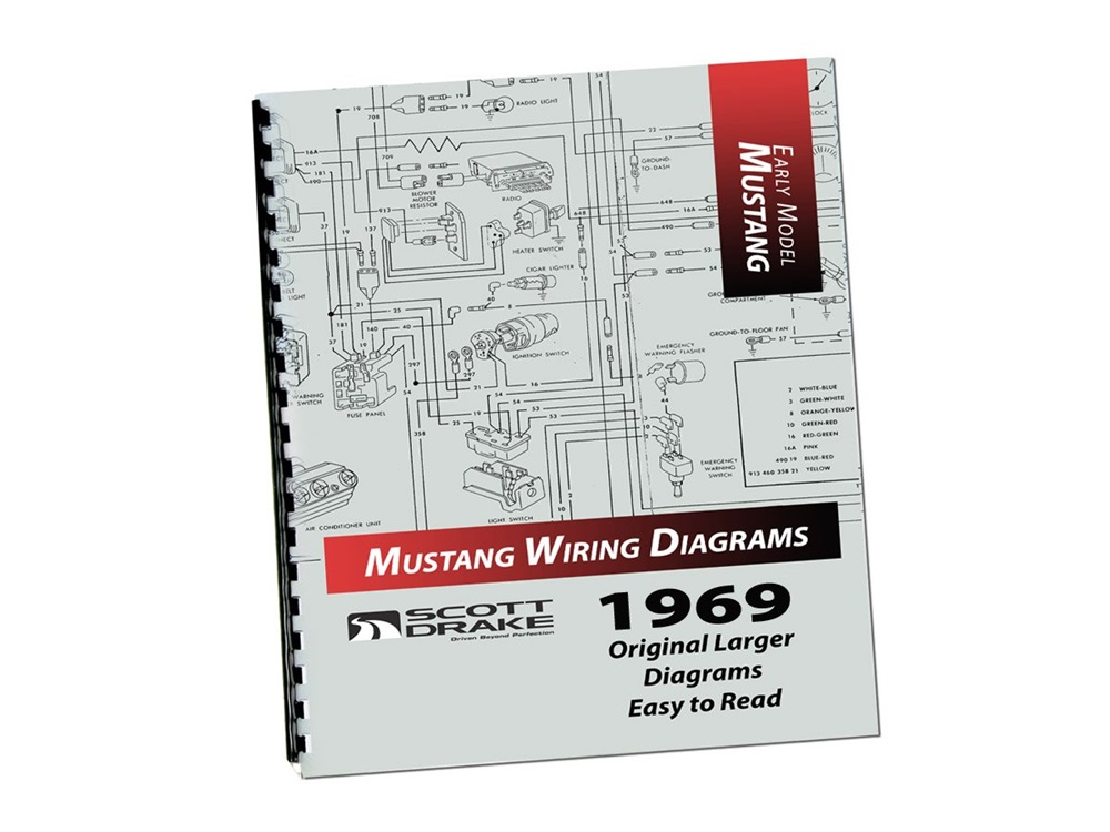 1969 Pro Wiring Diagram Manualmp 5 P