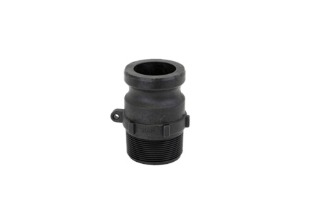 "2"" Male Adapter x 2"" MPT - Banjo Cam Lever Coupling"