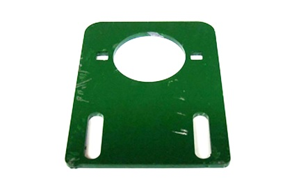 Rears Cast Iron Flanged Mounting Bracket