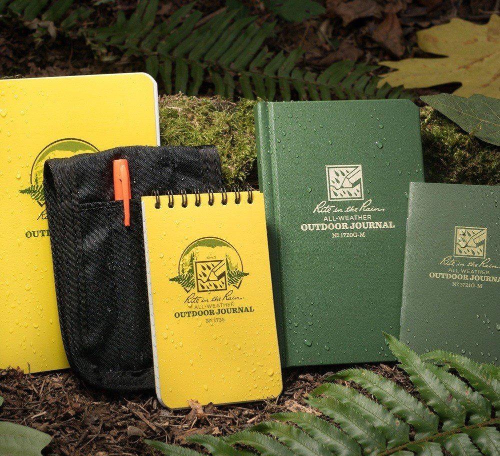 Outdoor Journal Series Now At Rei
