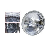 "5 3/4"" High Beam Round Halogen Sealed Beam Headlamp"