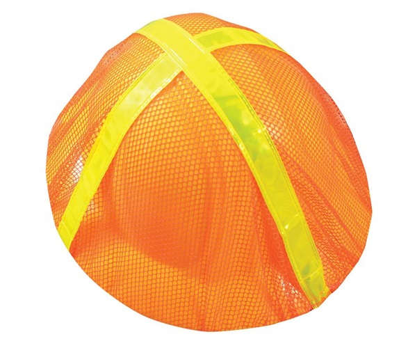 High Visibility Full Brim Hard Hat Cover