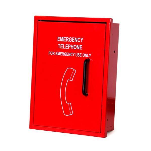 Space Age Electronics Inc Etc Emergency Telephone Cabinets