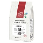 Sprouted Red Fife Flour, ORG - 2lb