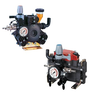Comet Medium Pressure Pumps