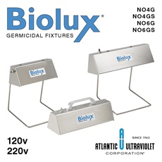 Biolux® Ultraviolet Air and Surface Irradiating Units