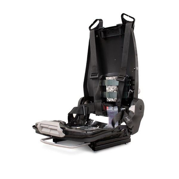 Grammer Actimo Seat Frame with 4-Point Harness | Chair