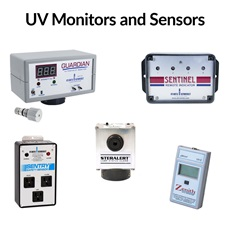 UV Monitors and Sensors