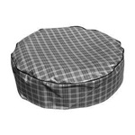 "Spare Tire Cover (Plaid 14"", Heavy Duty)"