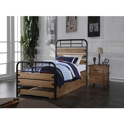 30610T ADAMS TWIN SIZE BED