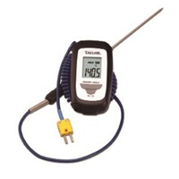 Taylor 9821-PB Thermocouple Thermometer Kit