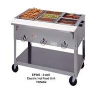 Duke EP305 Five Well AeroHot Steam Table