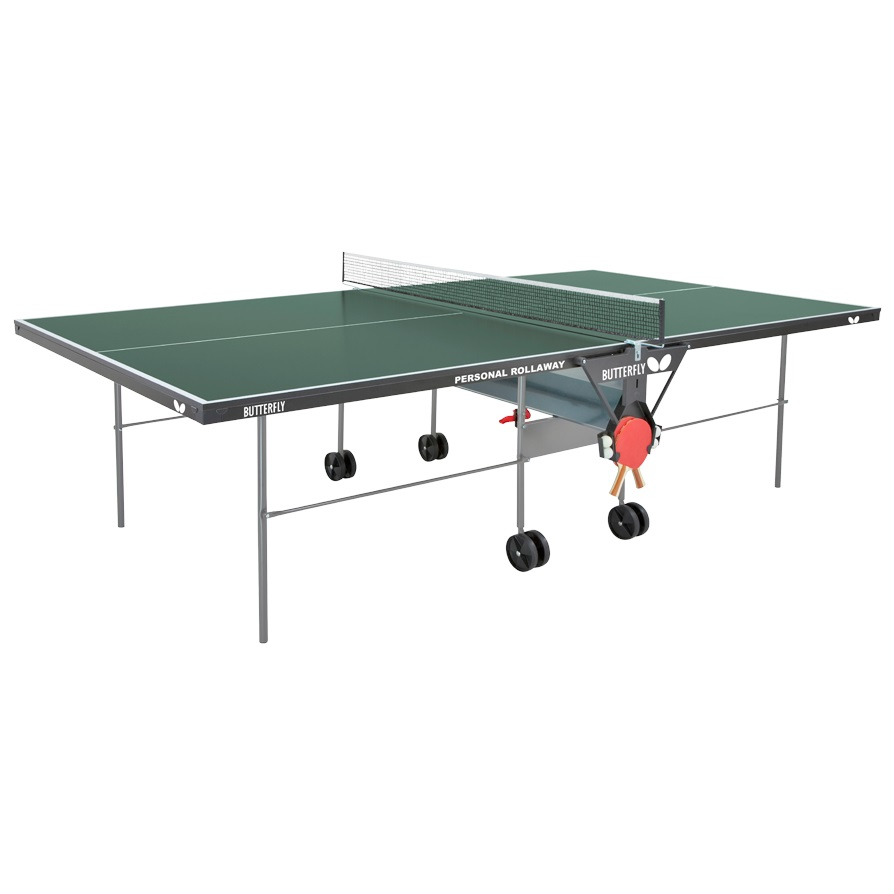 Butterfly Table Tennis - Personal Rollaway Table: Great Value