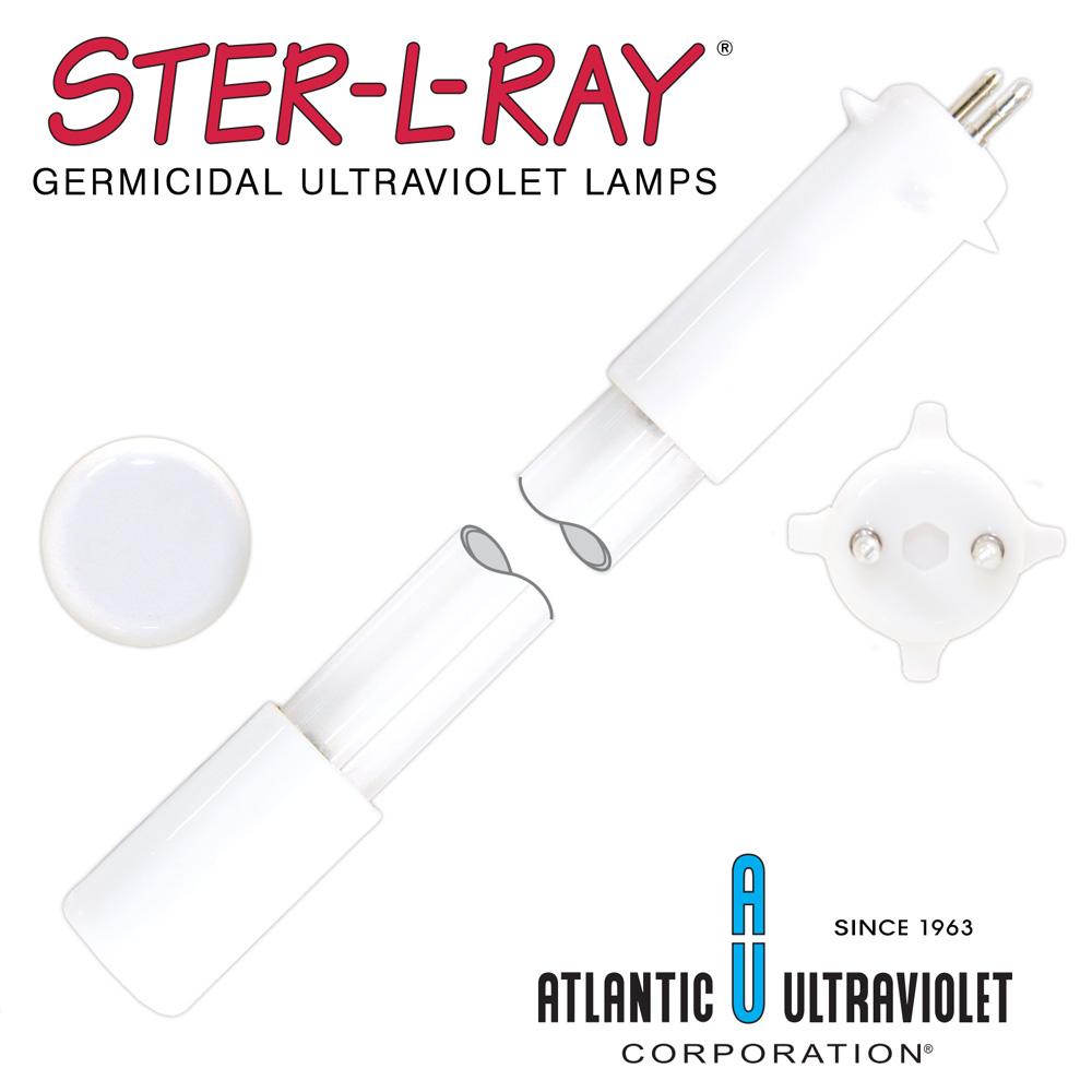 18059 aquafine replacement ultraviolet lamp