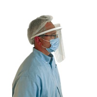 Protective Polycarbonate Face Shield