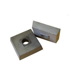 Tapered Carbide Inserts fit EDCO Strip-Sert ONLY