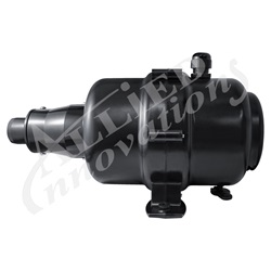 BLOWER: SLVR FOR 3-SPEED AIR-PUSH SYSTEM