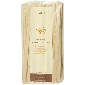 GiGi Wood Applicator Spatulas