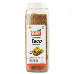 Taco Seasoning - 21oz