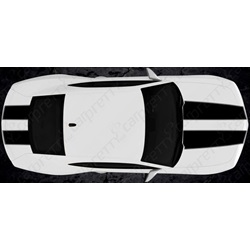 2010-2013 Camaro ''Bumble Bee'' Rally Stripe