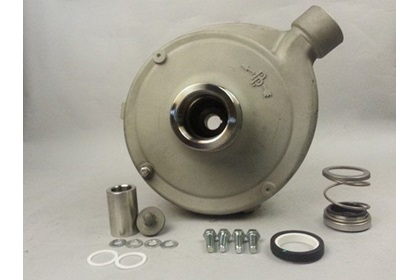 Price JB150 Close Coupled Centrifugal Pump - Stainless Steel PEO