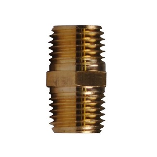 "1/4"" MNPT Male Brass Coupler"