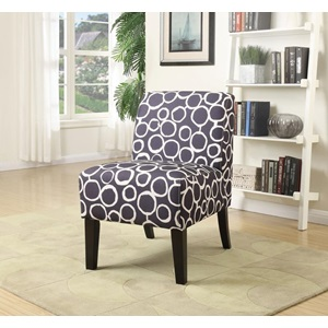 59507 ACCENT CHAIR