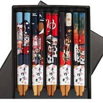 Cat Excursions Chopsticks Boxed Set
