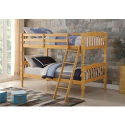 02299_KIT HOMESTEAD TWIN/TWIN BUNK BED