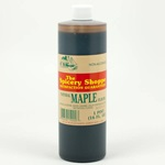 Maple Flavor, Natural - 16 oz