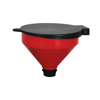 4 Quart Polyethylene Funnel