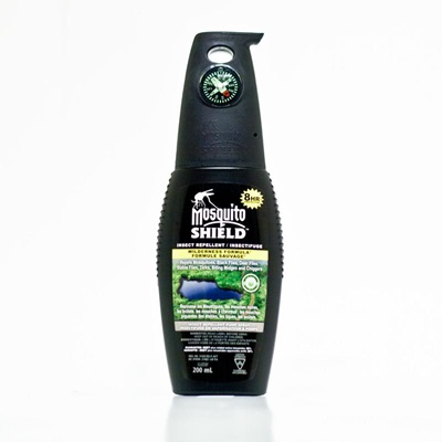 Mosquito Shield Wilderness Formula
