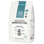 Sprouted Brown Rice Flour, ORG & GF - 24oz