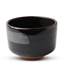 "Matcha Bowl 4.25"" Black"