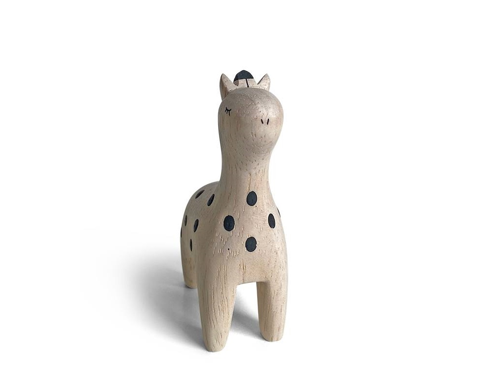 T-Lab Wooden Animal - Giraffe