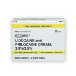 Lidocaine With Prilocaine Cream 2.5% - 2.5%, 5g - Preservative Free
