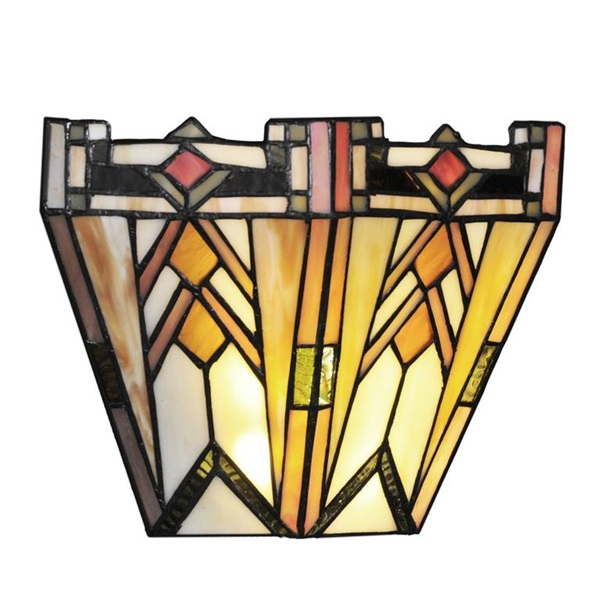 ... 7.75 H Cordless LED Mission Style Sconce ...  sc 1 st  River of Goods & River of Goods | Unique Custom Home Decor Products u0026 Furnishings ...