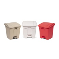 8 Gallon Step-On Trash Cans
