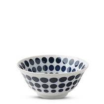 "Blue Dots 5.75"" Bowl"