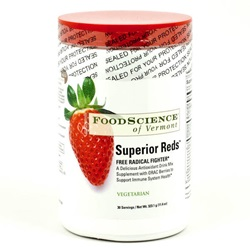 Superior Reds (Antioxidant Supplement) - 30 Servings