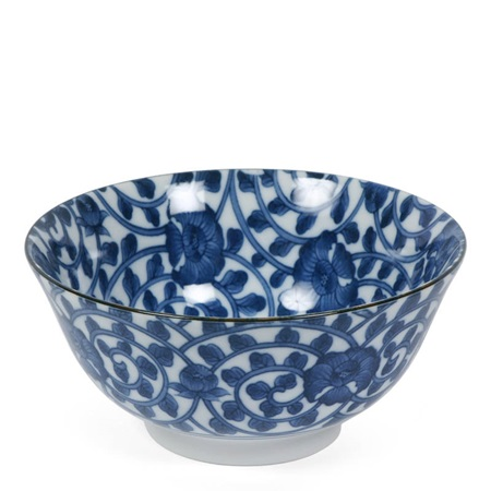 "KARAKUSA BLOSSOMS 6"" BOWL"