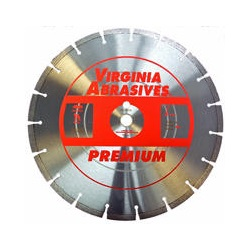 Masonry Blades for Dry Cutting - Premium for Hard Materials