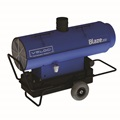 Veloci Blaze 200 Mobile Indirect Heater w/ Preheated Filter