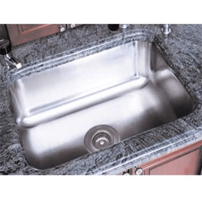 Advance Tabco CO-1014A-10RE A-Line Residential Product Undermount-Core Group Sink Bowl Only