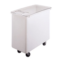 Cambro 34 Gallon White Ingredient Bin